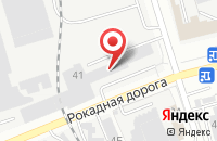 Схема проезда до компании Эхо во Владимире