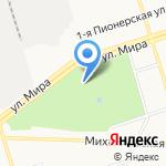 АРЕНА СПОРТА на карте Владимира