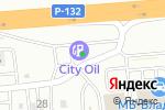 Схема проезда до компании City Oil во Владимире