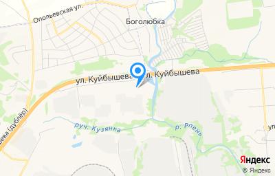 Местоположение на карте пункта техосмотра по адресу г Владимир, ул Куйбышева, д 28