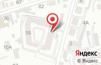 Схема проезда до компании ПалетТрейд во Владимире