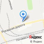 Владимир-Спецтехника на карте Владимира