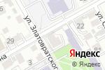 Схема проезда до компании Надежда на Герцена, ТСЖ во Владимире
