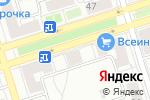 Схема проезда до компании Окна-Rehau во Владимире