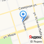 Перевозчик1 на карте Владимира