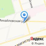 Детский сад №116 на карте Владимира
