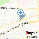 МАТРЁШКА на карте Владимира