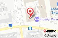 Схема проезда до компании Транзит-Икс во Владимире