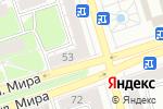 Схема проезда до компании Автоимпорт во Владимире