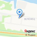Амбулатория на карте Архангельска