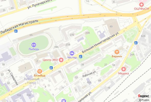 продажа квартир на ул. Б. Нижегородская