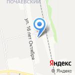 ВладТехноКар на карте Владимира