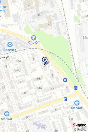 АВТОСАЛОН SUBARU на карте Владимира