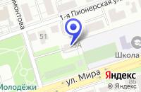 Схема проезда до компании ФИРМА ПО ОРГАНИЗАЦИИ ПРАЗДНИКОВ АРТ-БАЛАНС во Владимире