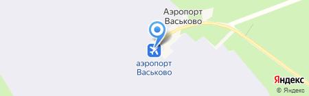 2-й Архангельский объединенный авиаотряд на карте Архангельска