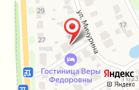 Схема проезда до компании Русская усадьба в Суздале