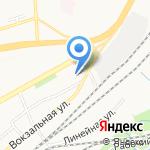 DHL-Экспресс на карте Владимира