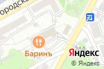 Схема проезда до компании Национальная коллегия экспертов оценщиков во Владимире