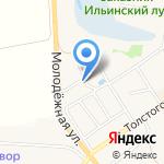 Веры Фёдоровны на карте Суздаля