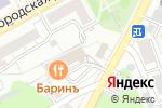 Схема проезда до компании Амботис-тур во Владимире