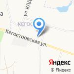 Архангельская городская клиническая поликлиника №1 на карте Архангельска