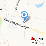 ТелеЦифра29 на карте Архангельска