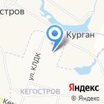 Педиатрический участок №15 на карте Архангельска