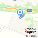 Северный торговый центр на карте Архангельска