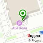 Местоположение компании ВЛАДИМИР-КОНЦЕРТ