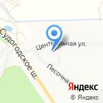ВИК на карте Владимира