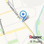 Дом-Строй на карте Владимира