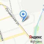 Детский сад №62 комбинированного вида на карте Владимира