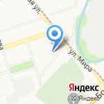 ТехАгроСтрой на карте Владимира