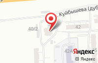 Схема проезда до компании Дарика во Владимире