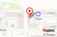 Схема проезда до компании Беркат в Дубовке