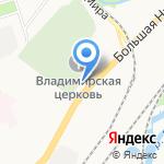 Абсолют-С на карте Владимира