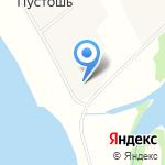 Ластольская средняя общеобразовательная школа с дошкольным отделением на карте Архангельска