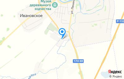 Местоположение на карте пункта техосмотра по адресу Владимирская обл, г Суздаль, ул Транспортная, д 5