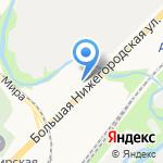 Унипласт на карте Владимира