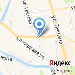 Гостевой дом Священника Соколова на карте Суздаля