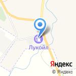 ЛУКОЙЛ-Волганефтепродукт на карте Суздаля