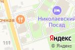 Схема проезда до компании Art Hotel Николаевский посад в Суздале