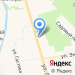 Суздальская районная станция по борьбе с болезнями животных на карте Суздаля