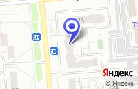 Схема проезда до компании САВЁНОК ДКМ во Владимире