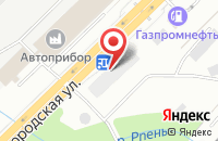 Схема проезда до компании Равив Груп Рус во Владимире