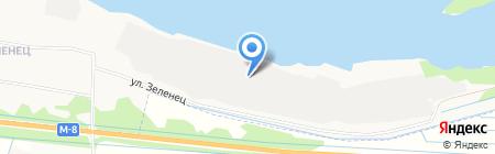 СКВ-компани на карте Архангельска