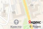 Схема проезда до компании Суздальская межрайонная прокуратура Владимирской области в Суздале