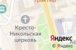 Схема проезда до компании Роспечать в Суздале