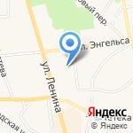 Управление сельского хозяйства Суздальского района на карте Суздаля