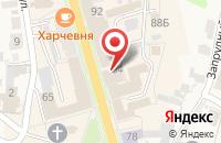 Схема проезда до компании ГАРДЕРОБчик в Суздале